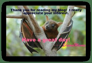 bat thank you