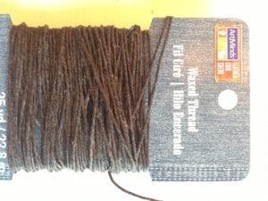 Drumstick waxed thread