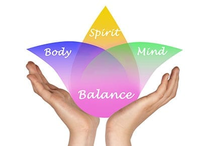 mind body spirit balance