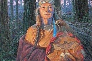 shamamama Indian in Nature