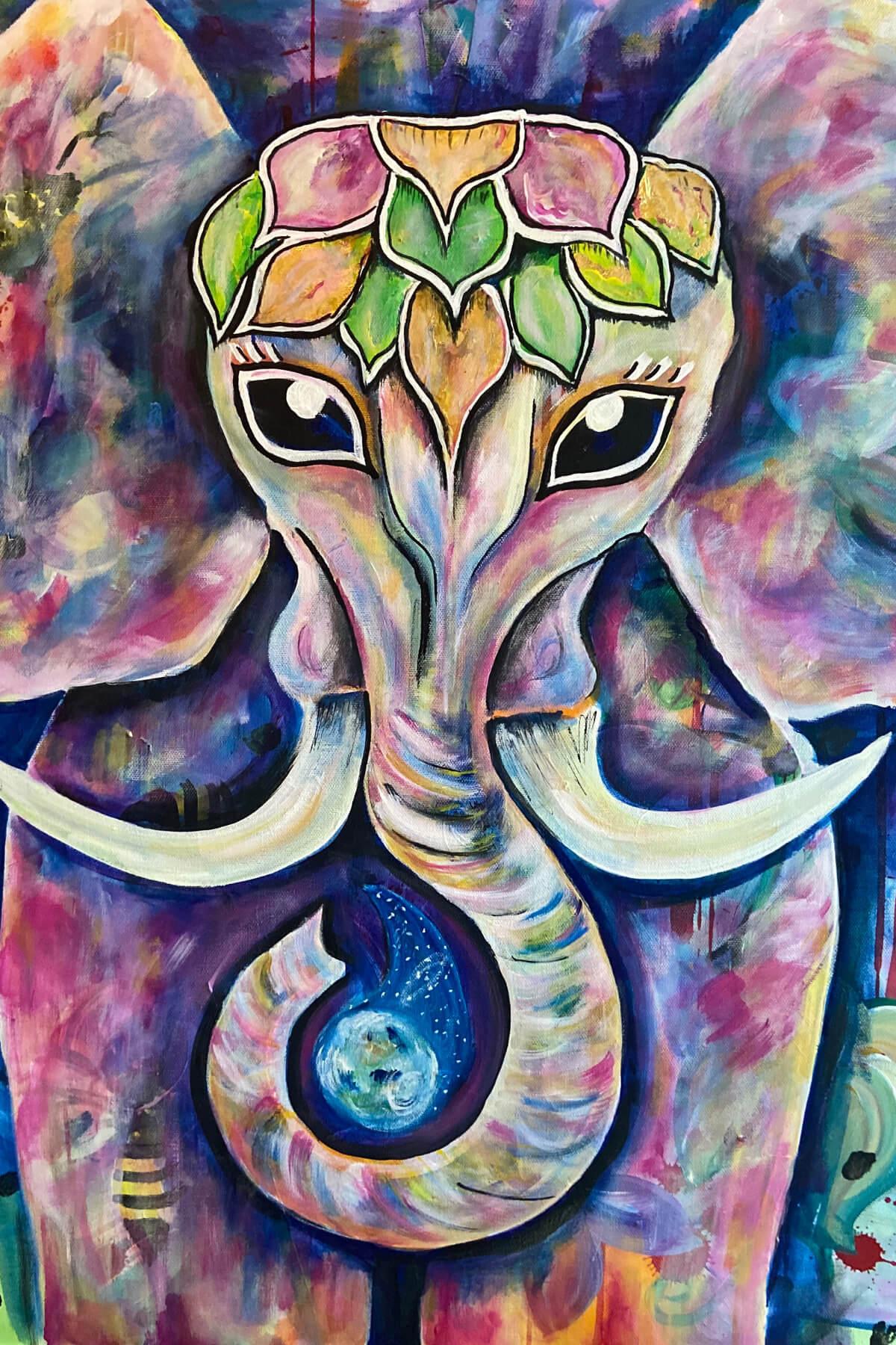 Elephant Whitney